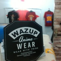 Wazup Anime Clothing