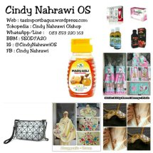 Cindy Nahrawi Olshop