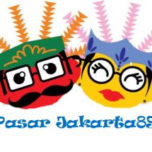 Logo Pasar Jakarta89