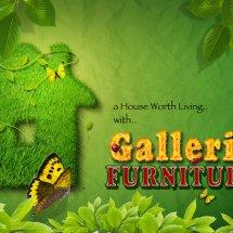 Logo GALLERI FURNITURE