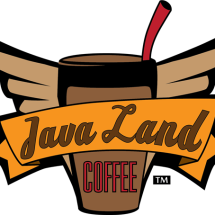 Logo Java Land Coffee