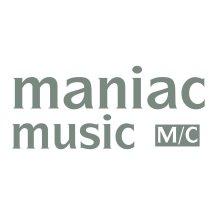 Logo Maniac Music