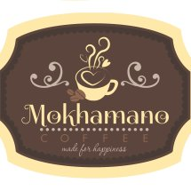 Logo Mokhamano Coffee