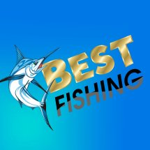 Logo best fishing
