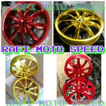 rafi moto speed