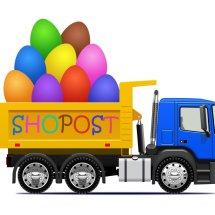 Logo Shopost