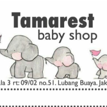 Tamarest Baby Shop Logo