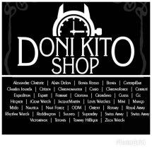 Doni Kito Shop Logo