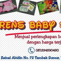 Logo ren's babyshop