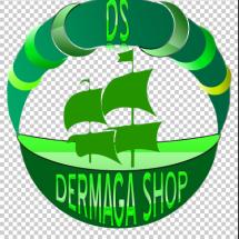 Logo Dermaga Shop
