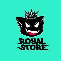 ROYAL STORE ' Logo