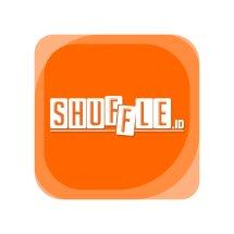 Shuffle Board Game Store Logo