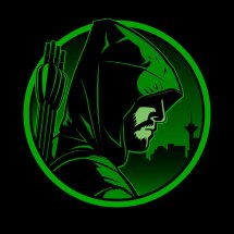 Logo arrow vape