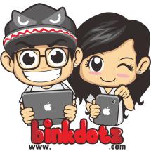 Logo Binkdotz Kingdom