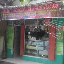 Arif Jaya Electric