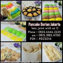 Pancake Durian Jakarta