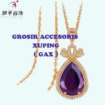 Grosir Accesoris Xuping Logo