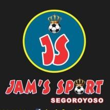 Logo jams sport