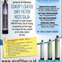 Nico Filter Cendrawasih Logo