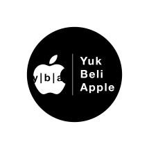 Logo Yukbeliapple