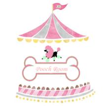 Logo Pooch Room XH