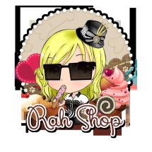 Logo Rah Shop