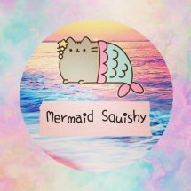 Logo Mermaid Squishy