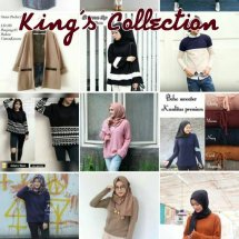 King's collections