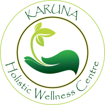 Karuna Holistic Wellness Logo