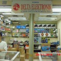 Logo delta games