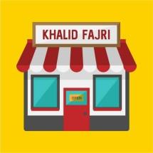 Logo Khalid Fajri Store