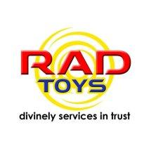 Logo RAD Toys