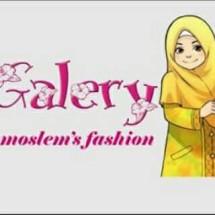 Busana Muslim Bermerk Logo