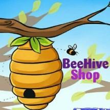 Logo BeeHive Shop