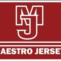Logo MAESTRO JERSEY
