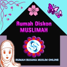 Rumah Diskon Muslimah