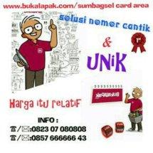 Sumbagsel Card
