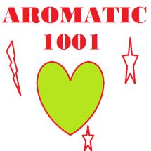 Logo Aromatic 1001 termurah