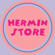 Logo Hermin Store