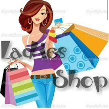 Ladies Shop Bags