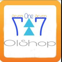 Logo 717 olshop