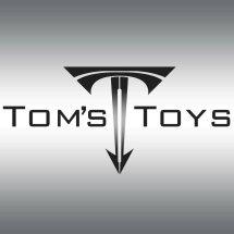 Logo tom's toys sby