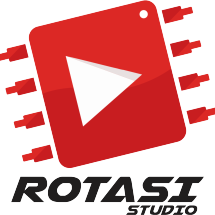 Logo Rotasi Studio