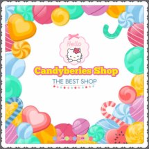 Logo Candyberies Shop
