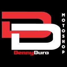 Logo Denny_duro Motoshop