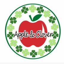 Logo Apple and Clover