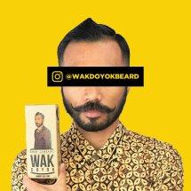 Logo Wak Doyok Beard