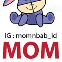 MOM * BAB Logo