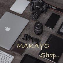 Logo Makayo Shop