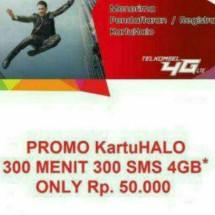 Telkomsel Halo Mania